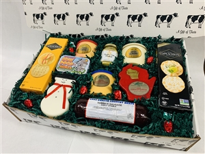 VIP Cheese Box