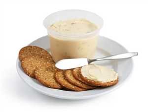 Swiss Almond Cheese Spread