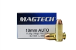 Magtech 10mm Ammo 180 Grain Full Metal Jacket