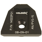 Wilcox 14003G01 NVG Interface Shoe Adapter for AN/PVS-15