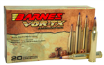 Barnes VOR-TX .300 Win Mag Ammo 180 Grain Polymer Tipped TSX Hollow Point Boat Tail | Lead Free