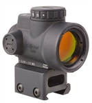 Trijicon MRO 2-MOA Mini Rifle Optic w/ 1/3 Co-Witness Mount