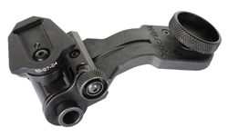 Wilcox 26300G01 AN/PVS-14 Arm Mount with NVG Interface Shoe