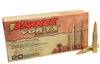 Barnes VOR-TX 5.56x45 Ammo 62 Grain TSX Hollow Point Boat Tail | Lead Free