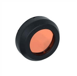 Wilcox Amber Filter Cover Assembly | AN/PVS-14, AN/PVS-15, AN/PVS-18, AN/PVS-23 and F5050 Night Vision Devices