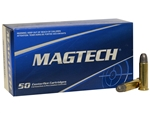 Magtech .38 Special Ammo 158 Grain Lead Round Nose