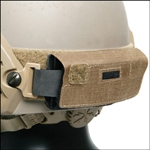 Ops-Core 39-99-101 Rear Counterweight Kit for FAST ARC Ballistic Helmet