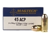 Magtech .45 ACP Ammo 230 Grain Full Metal Jacket