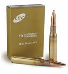 Magtech/CBC .50 BMG M33 NATO Ammo 624 Grain Full Metal Jacket