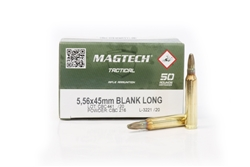 Magtech/CBC 5.56x45 M200A1 NATO Ammo Blank Long
