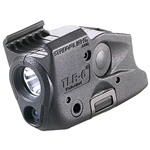 Streamlight TLR-6 100-Lumen Pistol Light w/ Red Laser for Springfield Hellcat