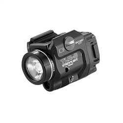 Streamlight TLR-8 500-Lumen Handgun Light w/ Red Laser