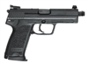 Heckler & Koch USP Tactical 9mm Pistol | Threaded Barrel