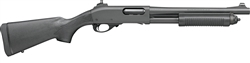 "Remington 870P Police Pump 12-Gauge Short Barrel Shotgun w/ Ghost Ring Sights | 14"" Barrel"