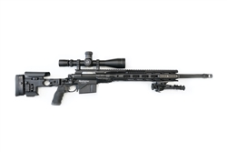 "Remington M2010 .300 Win Mag Bolt Action Rifle w/ Leupold Scope & Suppressor | 24"" Barrel 