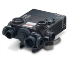 Laser Devices DBAL-I2 Dual Beam Red Visible & Class 1 IR Aiming Laser
