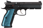 CZ Shadow 2 9mm Pistol | Black & Blue