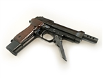 Beretta 93R 9mm Machine Pistol