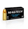 Magtech 9mm Luger Ammo 124 Grain Bonded Jacketed Hollow Point