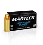 Magtech 9mm Luger Ammo 147 Grain Bonded Jacketed Hollow Point Subsonic