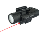 Olight Baldr RL 1120 Lumen WeaponLight w/ Red Laser