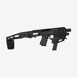 CAA Micro Conversion Kit G17/G19/G22/G23 Glock Pistol to Carbine Stock