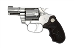 Colt Bright Stainless Cobra .38 Special Double-Action Revolver
