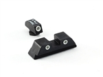 Trijicon GL01 Glock Tritium Night Sights 9mm/.40cal