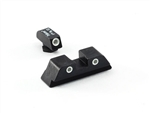 Trijicon GL04 Glock Tritium Night Sights
