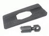 Harris Bipod Mounting Adapter #8 for Remington XP100