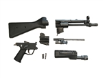 Heckler & Koch MP5 9mm Complete Parts Kit - USED