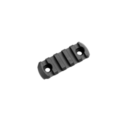 Magpul M-LOK 5-Slot Aluminum Picatinny Rail Section