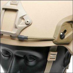 Ops-Core Bungees for ACH-ARC Helmet Rails