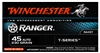 Winchester .45 ACP Ammo 230 Grain Ranger T-Series Jacketed Hollow Point