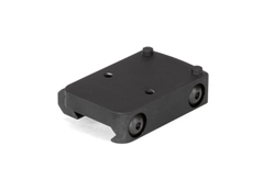 Trijicon Low Profile Picatinny Rail Mount Adapter for RMR