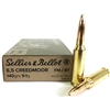 Sellier & Bellot 6.5 Creedmoor Ammo 140 Grain Full Metal Jacket