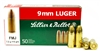 Sellier & Bellot 9mm Luger Ammo 115 Grain Full Metal Jacket