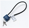 Colt Blue Cable Lock