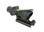 Trijicon TA31F-G ACOG 4x32 BAC Riflescope | Dual Illuminated Green Chevron