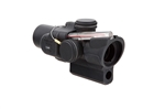 Trijicon Compact ACOG 1.5x16S Riflescope | Dual Illuminated Red Ring