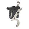 Timney 512 Remington 700 Nickel Plated Rifle Trigger w/ Safety