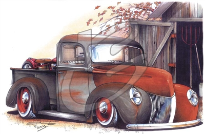 '39 Ford Pickup T-shirt