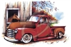 '47-'53 Chevy Pickup T-shirt