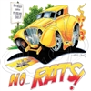 Street Rods Only! No Rats!  Hot Rod T-shirt