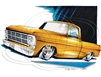 '67-'69 Ford F150 Lowered Hot Rod Pickup T-shirt