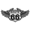 Route 66 Wings T-shirt
