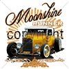 Moonshine Runner Hot Rod T-shirt