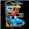 Dodge Challenger Muscle Car T-shirt
