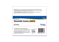 Desonide  0.05% 60gm Perrigo