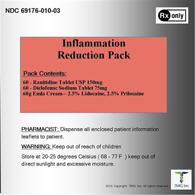 Inflammation Reduction Pack